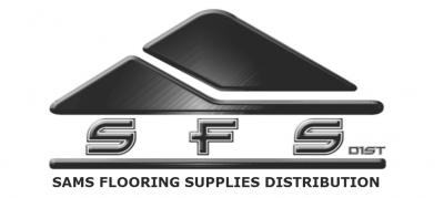 SAMS FLOORING SUPPLIES DIST Logo